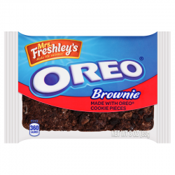 MRS FRESHLEYS OREO BROWNIE