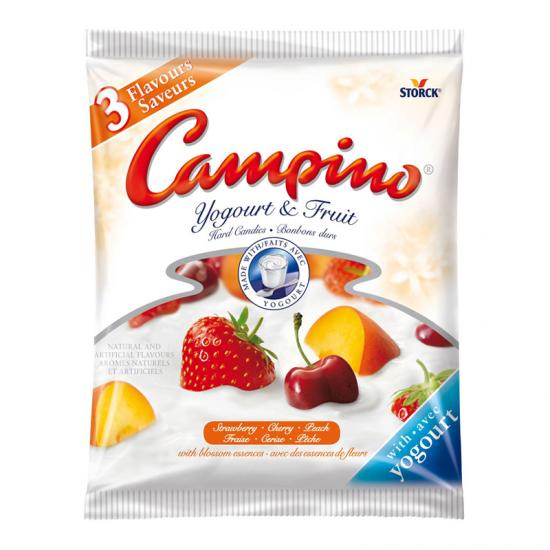 Campino Yogurt & Fruit Hard Candies Assorted