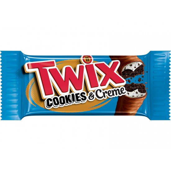 TWIX COOKIES AND CREME