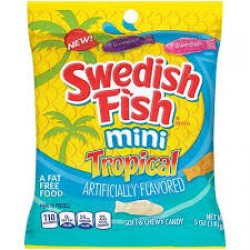 SWEDISH FISH TROPICAL PEG BAG