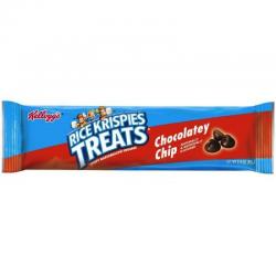 RICE KRISPIE TREAT BAR BLASTED CHOCOLATEY CHIP