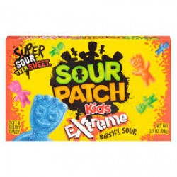 SOUR PATCH KIDS EXTREME THEATRE BOX