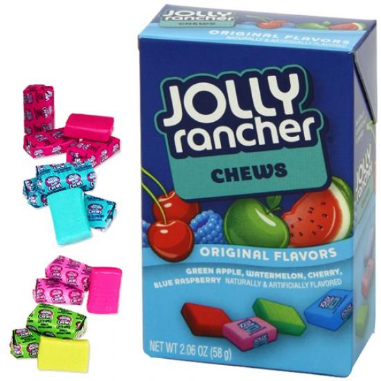 JOLLY RANCHER FRUIT CHEWS BOX