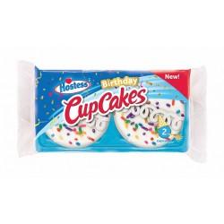 HOSTESS BIRTHDAY CAKE CUPCAKES - TWIN PACK