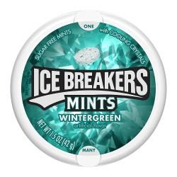 ICE BREAKERS MINTS - WINTERGREEN