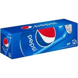 PEPSI THROWBACK REAL SUGAR FRIDGE PACK (12 cans)