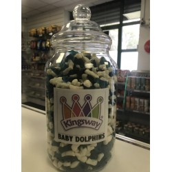 KINGSWAY BABY DOLPHINS - RETRO SWEETS 200G