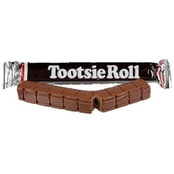 Tootsie Rolls Chocolate Candy Chews
