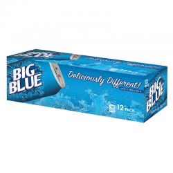 BIG RED BLUE FRIDGE PACK (12 CANS)