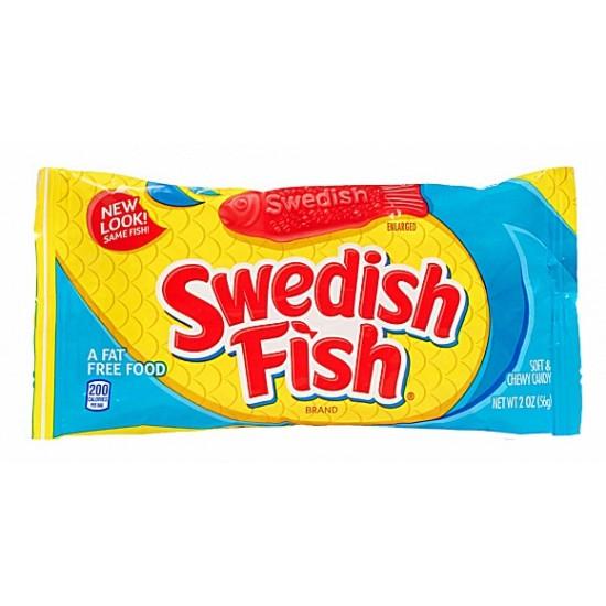 SWEDISH FISH MINI 2OZ BAG