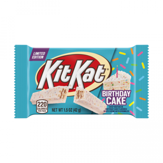 KIT KAT BIRTHDAY CAKE - LIMITED EDITION