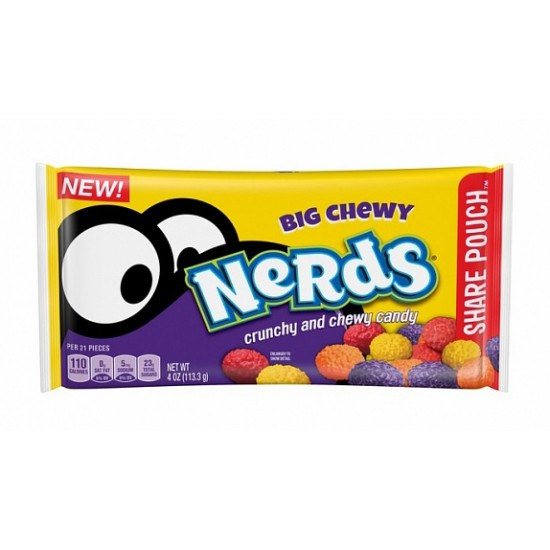 BIG CHEWY NERDS SHARE POUCH