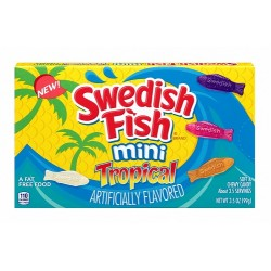 SWEDISH FISH TROPICAL - THEATRE BOX
