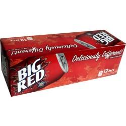 BIG RED SODA FRIDGE PACK (12 CANS)