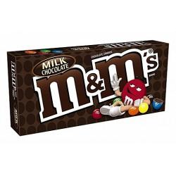 M&M MILK CHOCOLATE THEATRE BOX