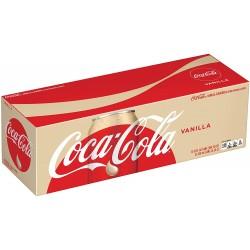 COCA COLA VANILLA FRIDGE PACK (12 CANS)