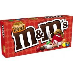 M&M PEANUT BUTTER THEATRE BOX