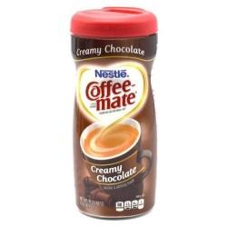 COFFEE-MATE COFFEE CREAMER CREAMY CHOCOLATE