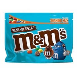 HAZELNUT SPREAD M&M SHARING SIZE
