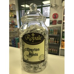 ROYALE EVERTON MINTS - RETRO SWEETS 200G