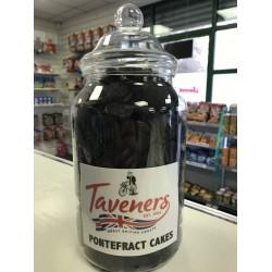 TAVENERS PONTEFRACT CAKES - RETRO SWEETS 200G