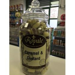 ROYALE CARAMEL AND CUSTARD - RETRO SWEETS 200G