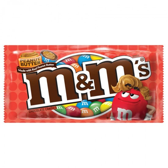 M&M Peanut Butter