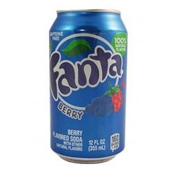 Fanta Berry Blue