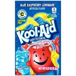KOOL-AID BLUE RASPBERRY LEMONADE DRINKS SACHET