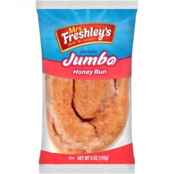 MRS FRESHLEYS JUMBO HONEY BUN