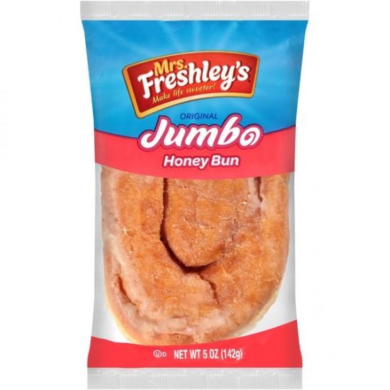 MRS FRESHLEYS JUMBO HONEY BUN