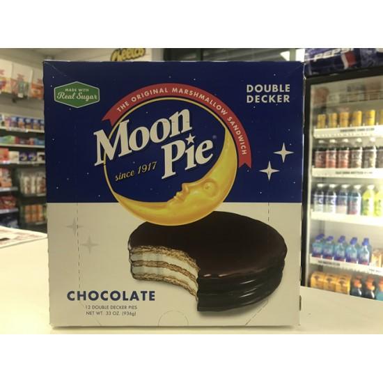 MOON PIE CHOCOLATE FULL BOX 12 CAKES