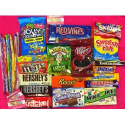 MEGA AMERICAN CANDY CHOCOLATE BUNDLE
