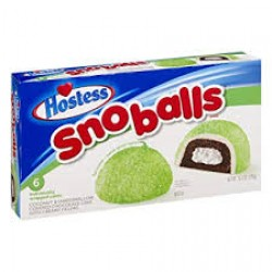 HOSTESS SNOBALLS 6 PACK
