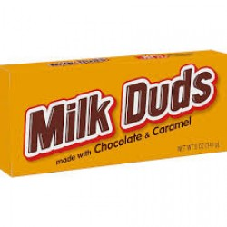 Hersheys Milk Duds Chocolate and Caramel