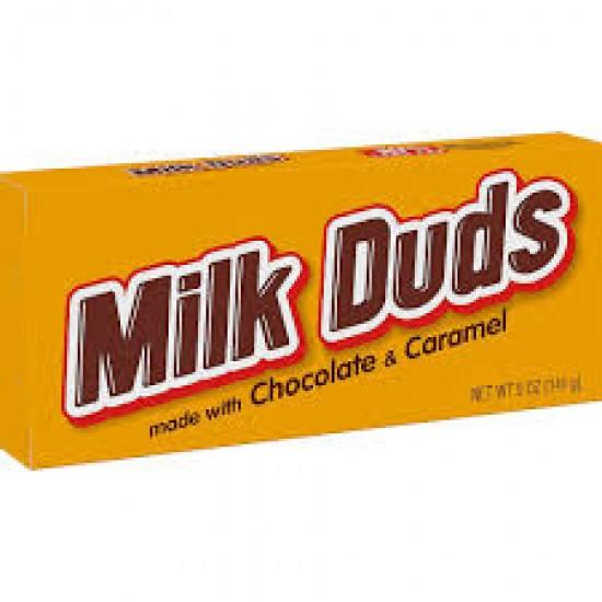 Hersheys Milk Duds Chocolate and Caramel