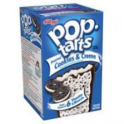 Pop Tarts Cookies n Creme toaster pastries