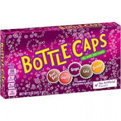 FORMERLY Wonka Bottle Caps Fizzy Candy Sweets