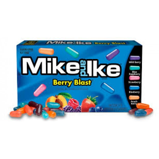 MIKE AND IKE BERRY BLAST