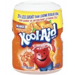 Kool-aid tub Orange