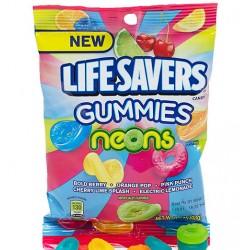 Lifesavers  Gummies neons