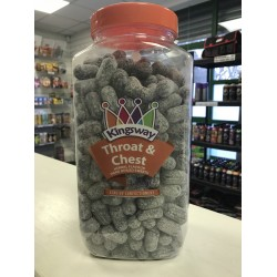 KINGSWAY THROAT AND CHEST - RETRO SWEETS 200G