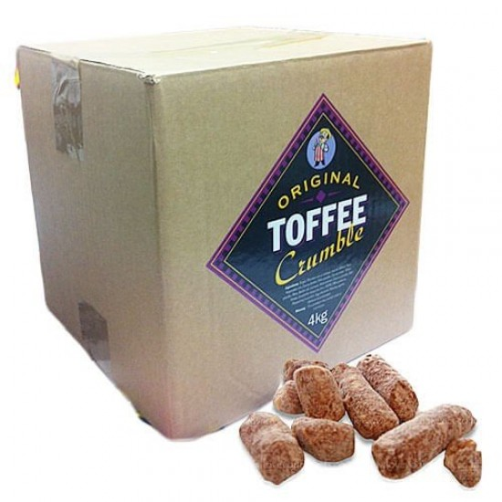 ORIGINAL TOFFEE CRUMBLE - RETRO SWEETS 200G
