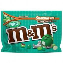 M&M MINT DARK CHOCOLATE SHARE SIZE