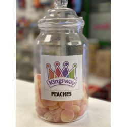 KINGSWAY PEACHES - RETRO SWEETS 200G