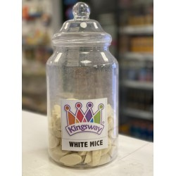 KINGSWAY WHITE MICE - RETRO SWEETS 200G