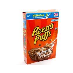 Reeses Peanut Butter Sweet & Crunchy Corn Puffs