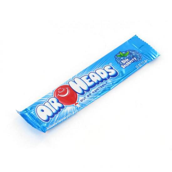 Airheads Blue Rasberry Chew Bar