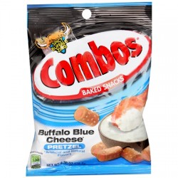 Combos buffalo blue cheese pretzel