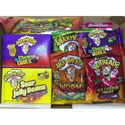 WARHEADS ULTIMATE SOUR GIFT BOX